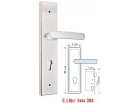 Khóa cửa phòng EL1899