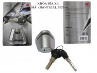 KHÓA ĐĨA XE GS - 3026