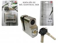 KHÓA ĐĨA XE GS - 3028